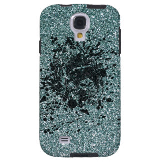 Ape Glitter Galaxy S4 Case