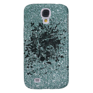Ape Glitter Samsung Galaxy S4 Case