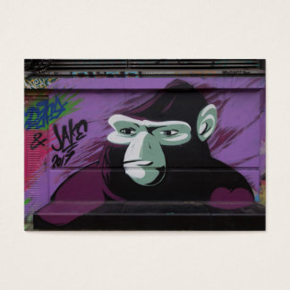 Ape Graffiti Business Card