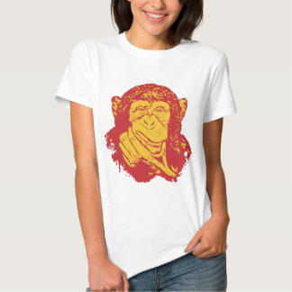 Ape In Deep Thoughts T-Shirt