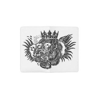 Ape King Pocket Moleskine Notebook