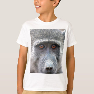 Ape looking into ones eyes close up T-Shirt