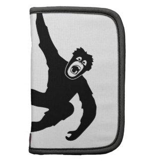ape monkey chimp gorilla ape crazy orang utan planners