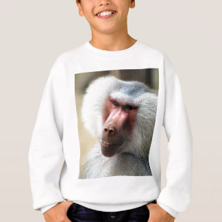 Ape saying howdy sweatshirt