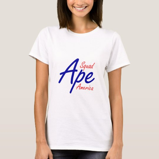 Ape Squad America T-Shirt