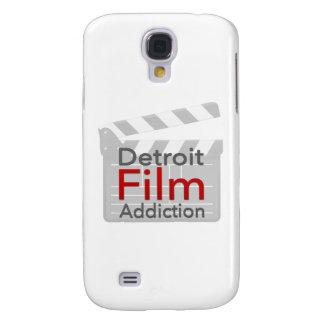 Apego de la película de Detroit Funda Para Samsung Galaxy S4