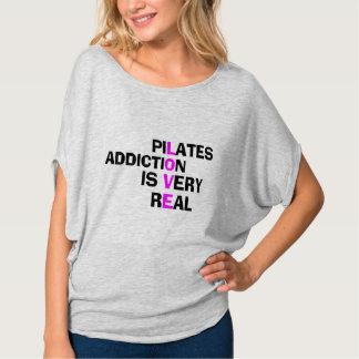 Apego de Pilates - camisa divertida de Pilates