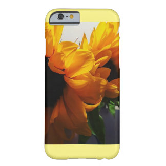 Apego del girasol funda barely there iPhone 6