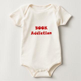 Apego del libro mameluco de bebé