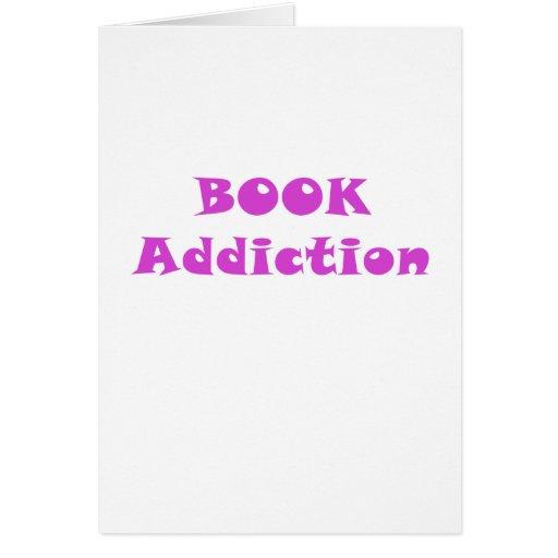 Apego del libro tarjeton