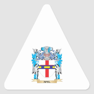 Apel Coat Of Arms Stickers