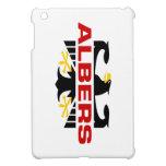Apellido de Albers iPad Mini Cobertura