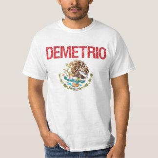 Apellido de Demetrio Playera