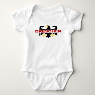 Apellido de Drescher Body Para Bebé