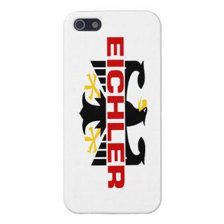Apellido de Eichler iPhone 5 Carcasas