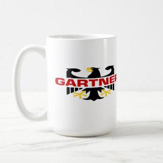 Apellido de Gartner Tazas De Café