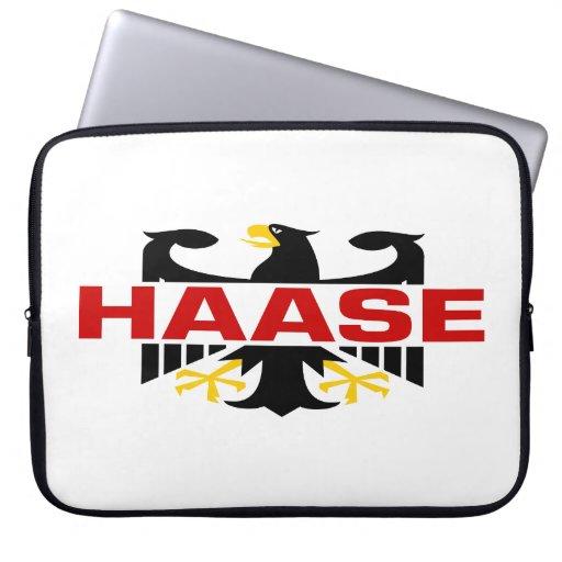Apellido de Haase Mangas Computadora