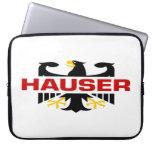 Apellido de Hauser Fundas Computadoras