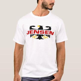 Apellido de Jensen Playera