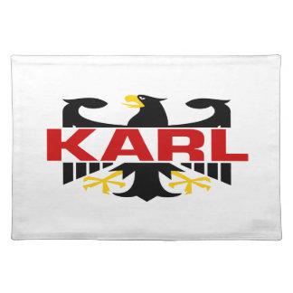 Apellido de Karl Mantel Individual