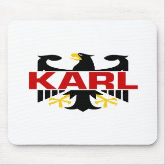 Apellido de Karl Tapete De Raton