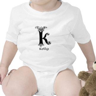 Apellido de Kelly Traje De Bebé