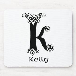Apellido de Kelly Tapetes De Raton