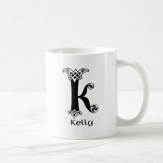 Apellido de Kelly Taza De Café