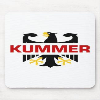 Apellido de Kummer Alfombrillas De Ratones