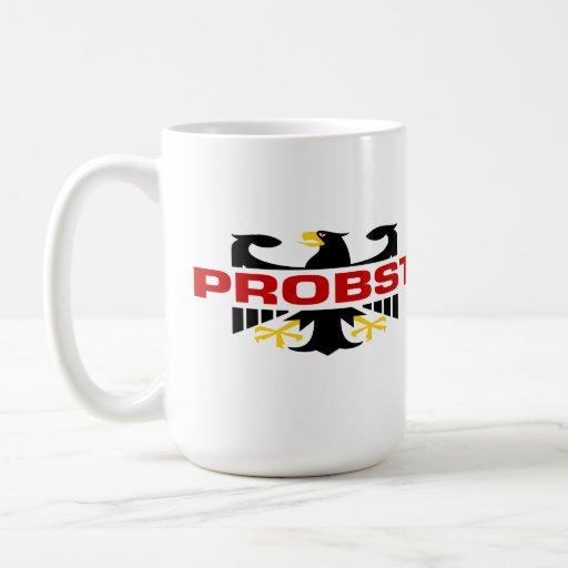 Apellido de Probst Taza De Café