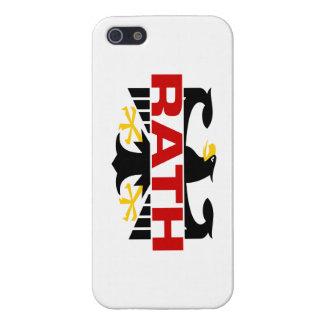 Apellido de Rath iPhone 5 Carcasas