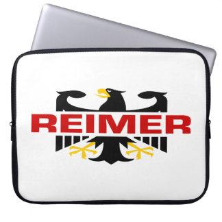 Apellido de Reimer Fundas Portátiles