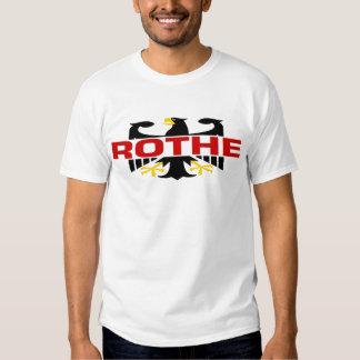 Apellido de Rothe Remera