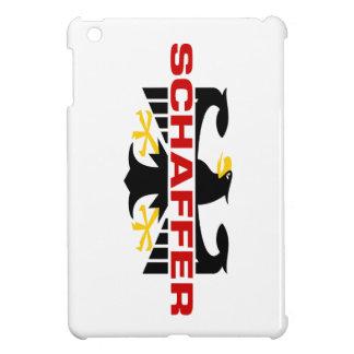 Apellido de Schaffer iPad Mini Carcasa