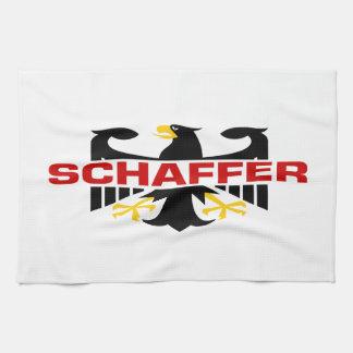 Apellido de Schaffer Toalla