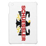 Apellido de Schuessler iPad Mini Carcasas