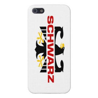 Apellido de Schwarz iPhone 5 Carcasa