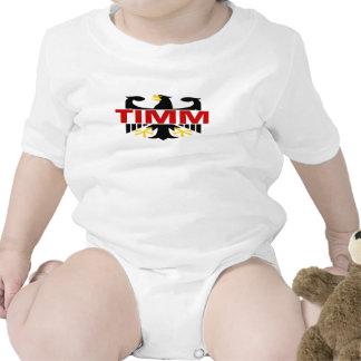 Apellido de Timm Camiseta