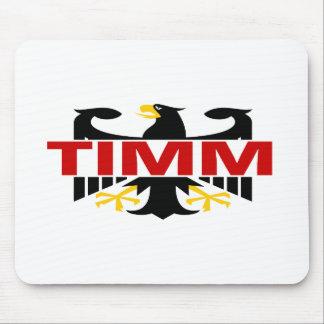 Apellido de Timm Tapetes De Ratones