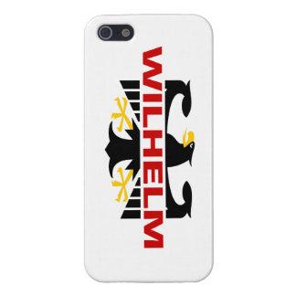 Apellido de Wilhelm iPhone 5 Carcasas