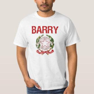 Apellido del italiano de Barry Camisas