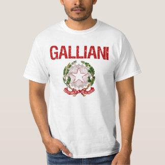 Apellido del italiano de Galliani Remeras