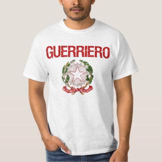 Apellido del italiano de Guerriero Camisas
