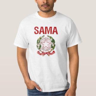 Apellido del italiano de Sama Remera