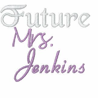 Apellido futuro de señora Custom Chaqueta