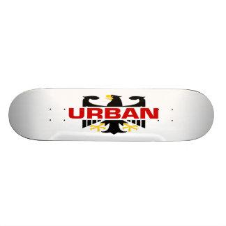Apellido urbano patín personalizado