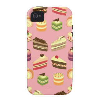 Apelmace la casamata (rosada) del iPhone 4 de la Case-Mate iPhone 4 Carcasa