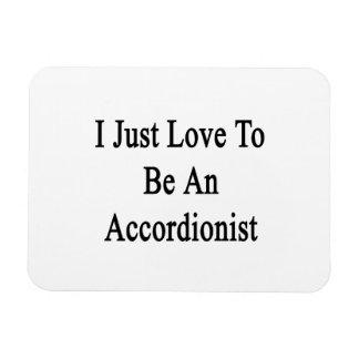 Apenas amo ser acordeonista