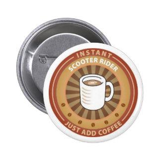 Apenas añada el café pin