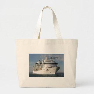 Apenas barco de cruceros 3 de cruisin': bolsas